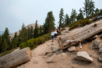 Sentinel Dome hike, Yosemite National Park