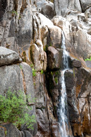 Chilnualna Falls near Wawona, Yosemite National Park