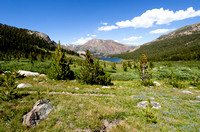 Ellery Lake from Tioga Pass