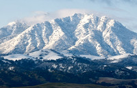 The Many Faces of Mount Diablo