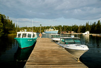 Rock Harbor Lodge Boat Dock