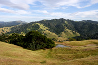 View of Windy Point above Save Mount Diablo's Curry Canyon Ranch property